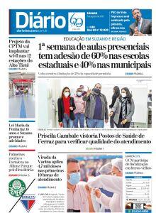 Jornal Diário de Suzano - 07/08/2021