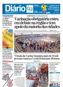 Jornal Diário de Suzano - 08/08/2021