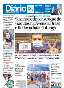 Jornal Diário de Suzano - 10/08/2021