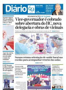 Jornal Diário de Suzano - 13/08/2021