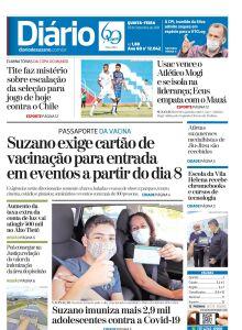 Jornal Diário de Suzano - 02/09/2021