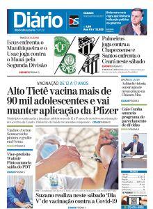 Jornal Diário de Suzano - 18/09/2021