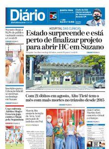 Jornal Diário de Suzano - 22/09/2021