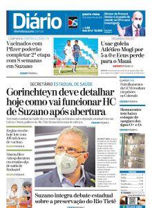Jornal Diário de Suzano - 23/09/2021