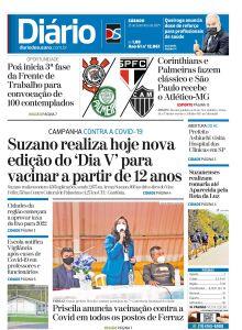 Jornal Diário de Suzano - 25/09/2021