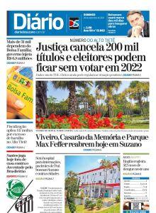 Jornal Diário de Suzano - 26/09/2021