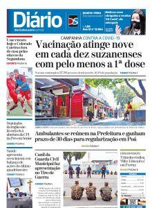 Jornal Diário de Suzano - 29/09/2021