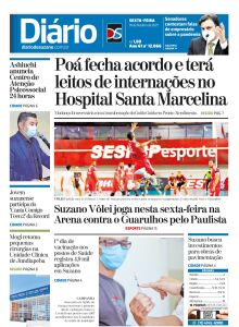 Jornal Diário de Suzano - 01/10/2021