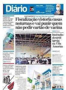 Jornal Diário de Suzano - 14/09/2021