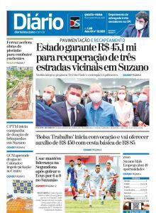 Jornal Diário de Suzano - 16/09/2021