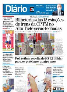Jornal Diário de Suzano - 05/10/2021