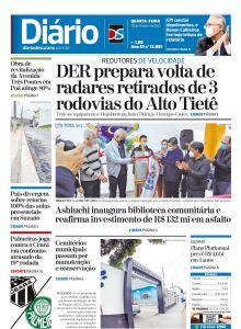 Jornal Diário de Suzano - 20/10/2021