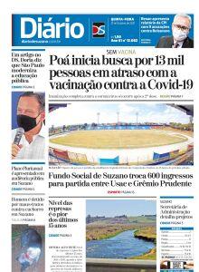 Jornal Diário de Suzano - 21/10/2021