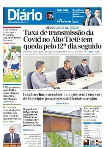 Jornal Diário de Suzano - 22/10/2021