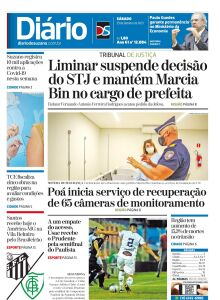 Jornal Diário de Suzano - 23/10/2021