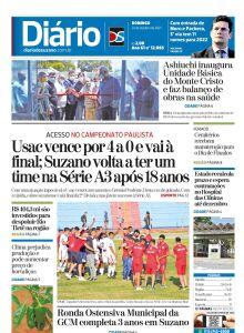 Jornal Diário de Suzano - 24/10/2021