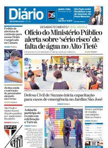 Jornal Diário de Suzano - 07/10/2021