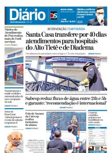 Jornal Diário de Suzano - 08/10/2021