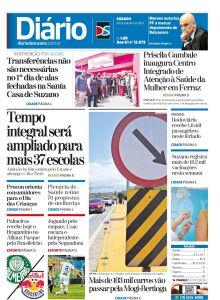 Jornal Diário de Suzano - 09/10/2021