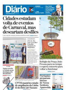 Jornal Diário de Suzano - 10/10/2021