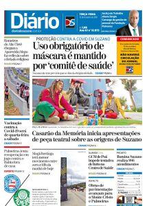 Jornal Diário de Suzano - 12/10/2021