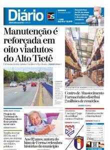Jornal Diário de Suzano - 17/10/2021