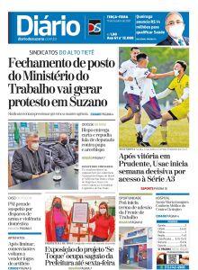 Jornal Diário de Suzano - 19/10/2021