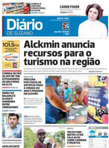Jornal Diário de Suzano - 27/12/2016