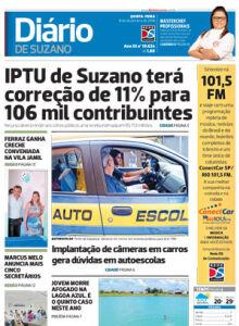 Jornal Diário de Suzano - 08/12/2016