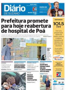 Jornal Diário de Suzano - 09/12/2016