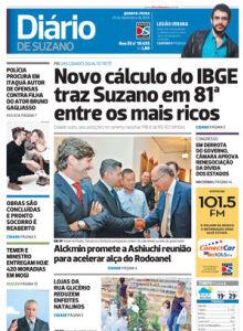 Jornal Diário de Suzano - 21/12/2016