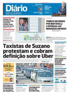 Jornal Diário de Suzano - 22/12/2016