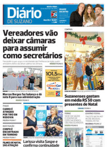 Jornal Diário de Suzano - 23/12/2016