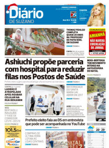 Jornal Diário de Suzano - 24/12/2016