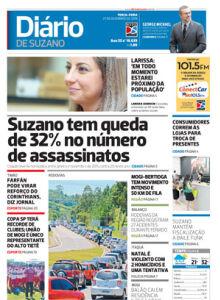 Jornal Diário de Suzano - 26/12/2016