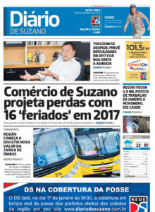Jornal Diário de Suzano - 29/12/2016
