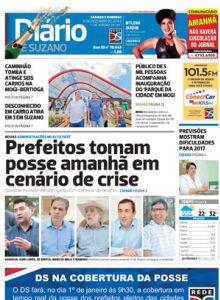 Jornal Diário de Suzano - 30/12/2016