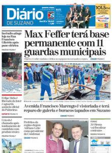 Jornal Diário de Suzano - 04/01/2017