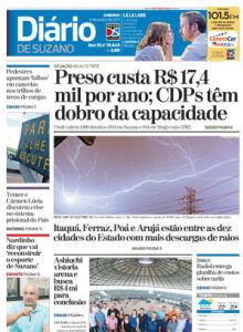 Jornal Diário de Suzano - 07/01/2017