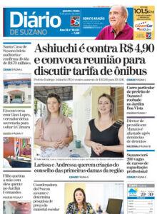 Jornal Diário de Suzano - 10/01/2017
