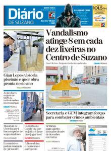 Jornal Diário de Suzano - 11/01/2017