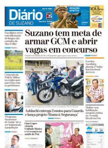 Jornal Diário de Suzano - 12/01/2017