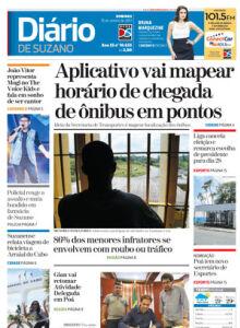 Jornal Diário de Suzano - 14/01/2017