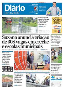 Jornal Diário de Suzano - 16/01/2017