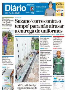 Jornal Diário de Suzano - 17/01/2017