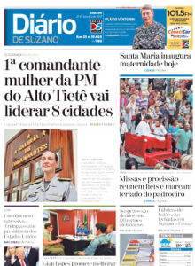 Jornal Diário de Suzano - 20/01/2017
