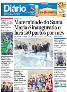 Jornal Diário de Suzano - 21/01/2017
