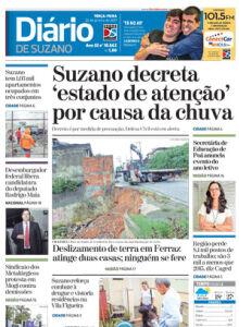 Jornal Diário de Suzano - 23/01/2017