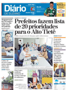 Jornal Diário de Suzano - 26/01/2017