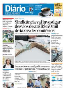Jornal Diário de Suzano - 28/01/2017